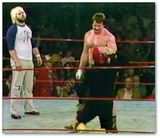Roddy Piper, Matt Borne and The Assassin