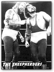 The Sheepherders - Luke Williams and Butch Miller